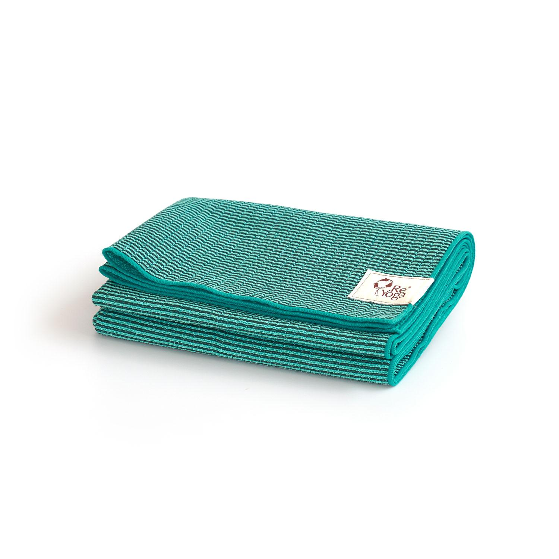 telo yoga microfibra di bamboo towel grippy boo reyoga