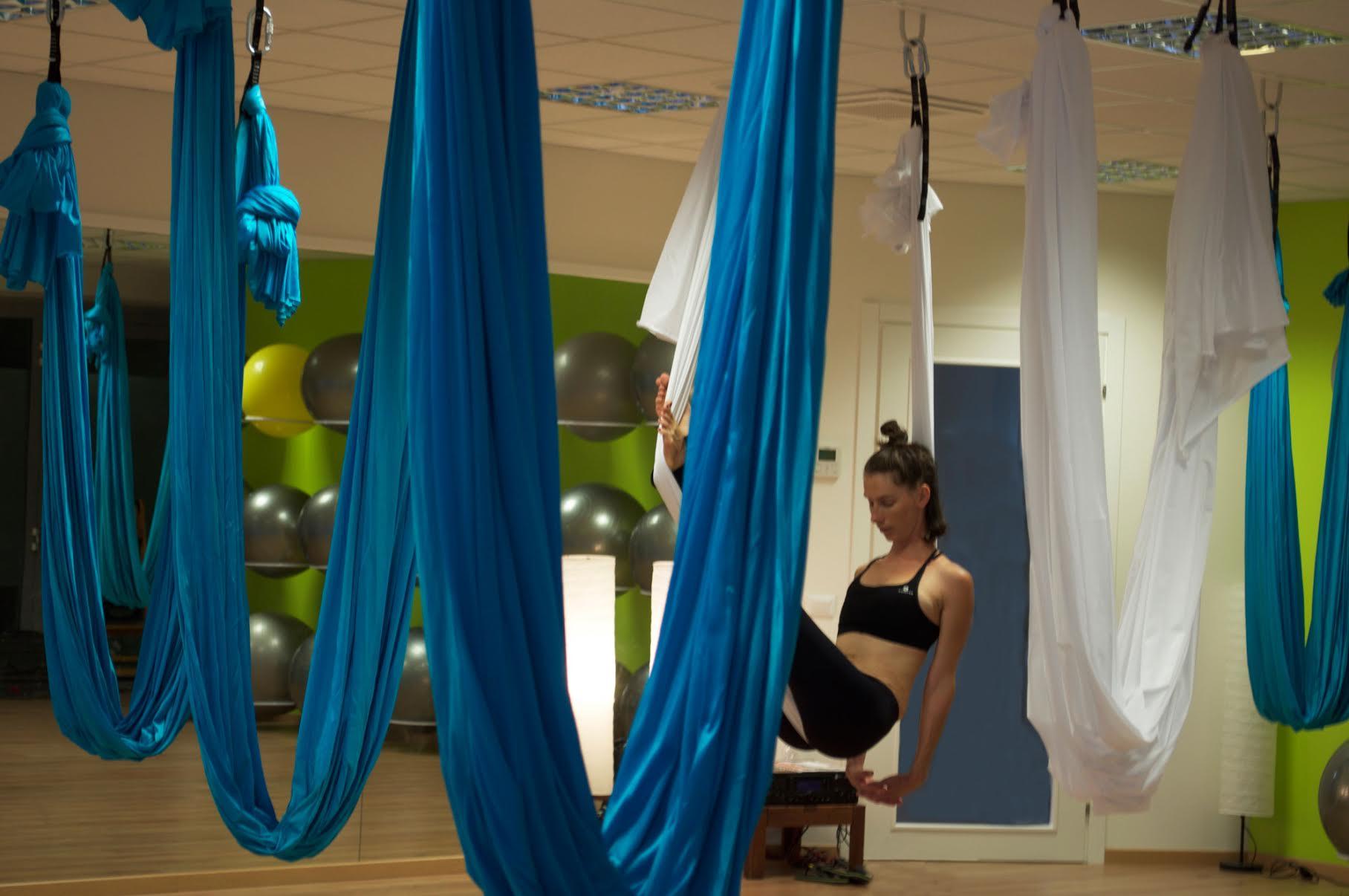 amaca yoga per studio