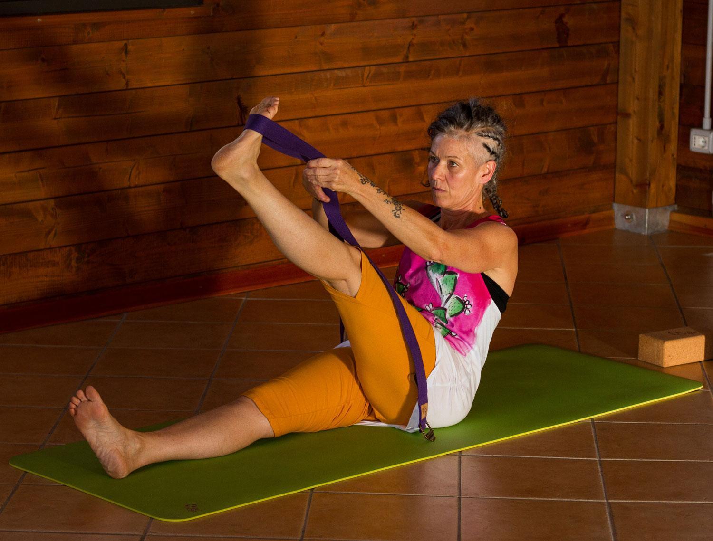 Cinghia yoga ReBelt reyoga