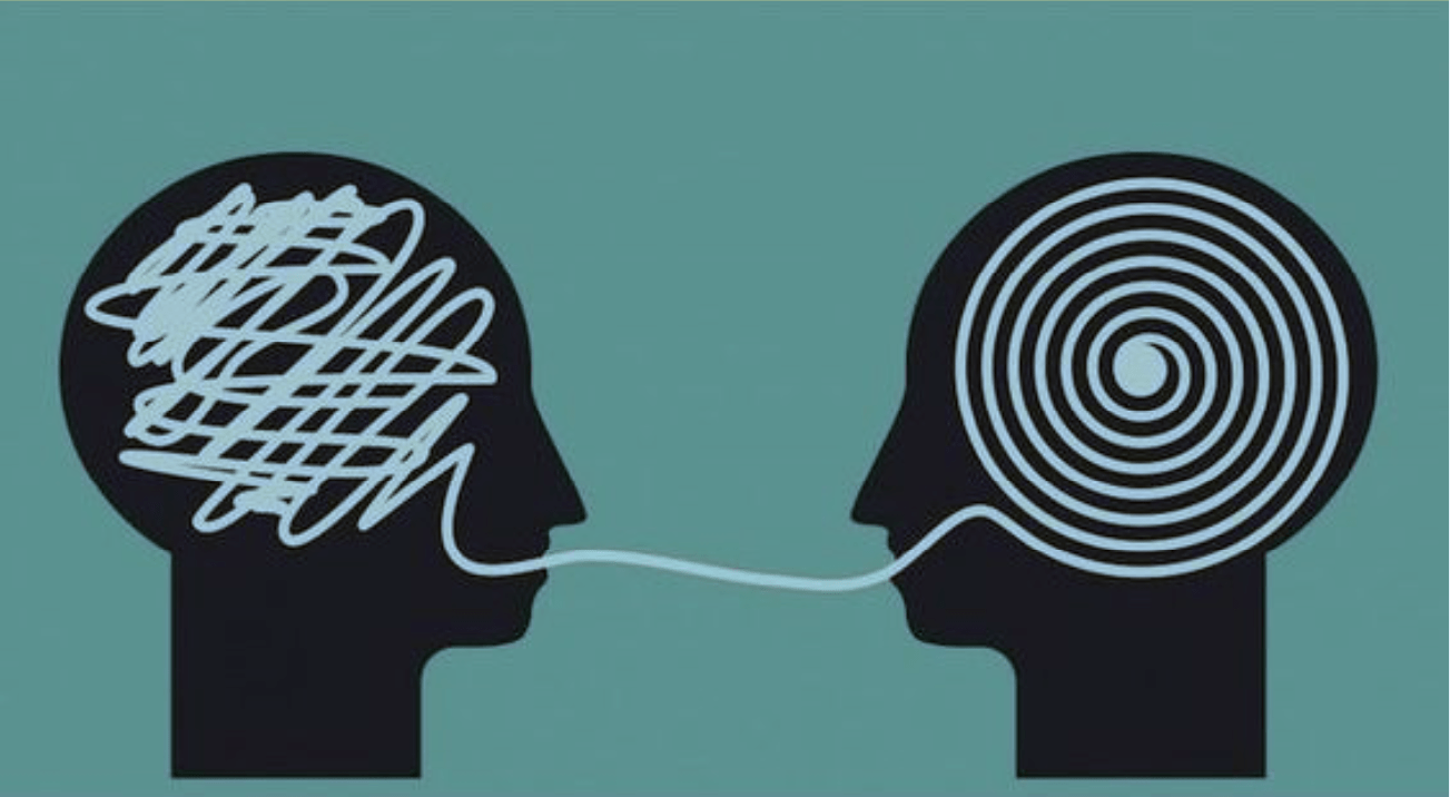 riorganizzare con la mente