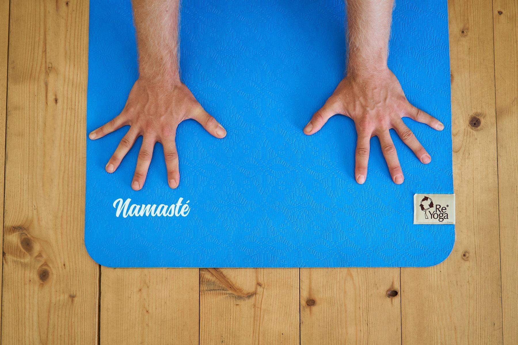 Tappetini yoga personalizzati reyoga