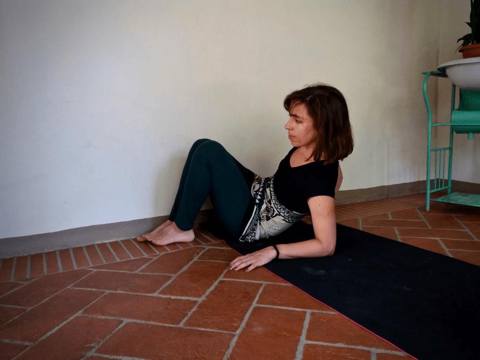 yoga per tutti - posizioni di partenza