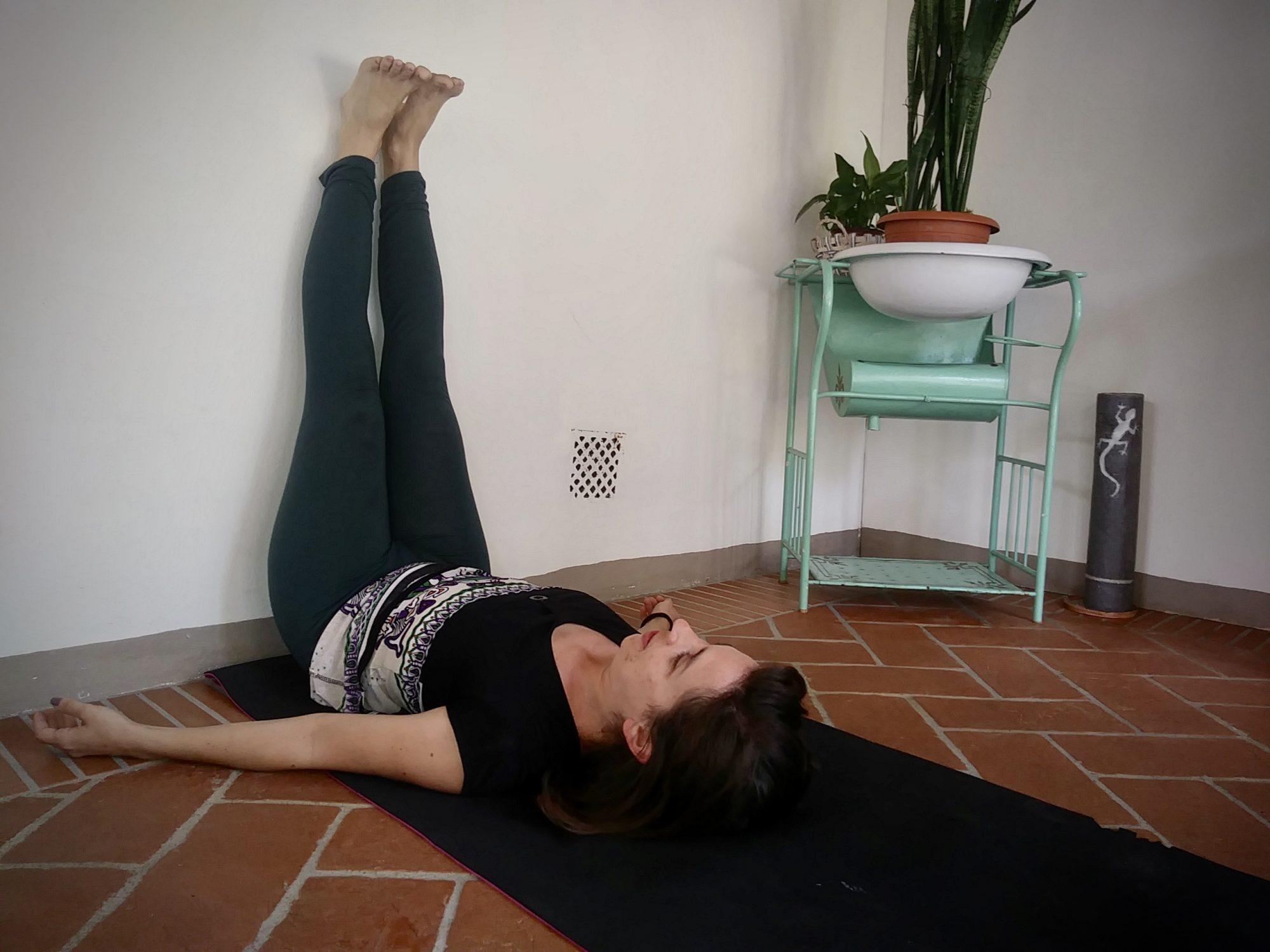 yoga per tutti - il muro