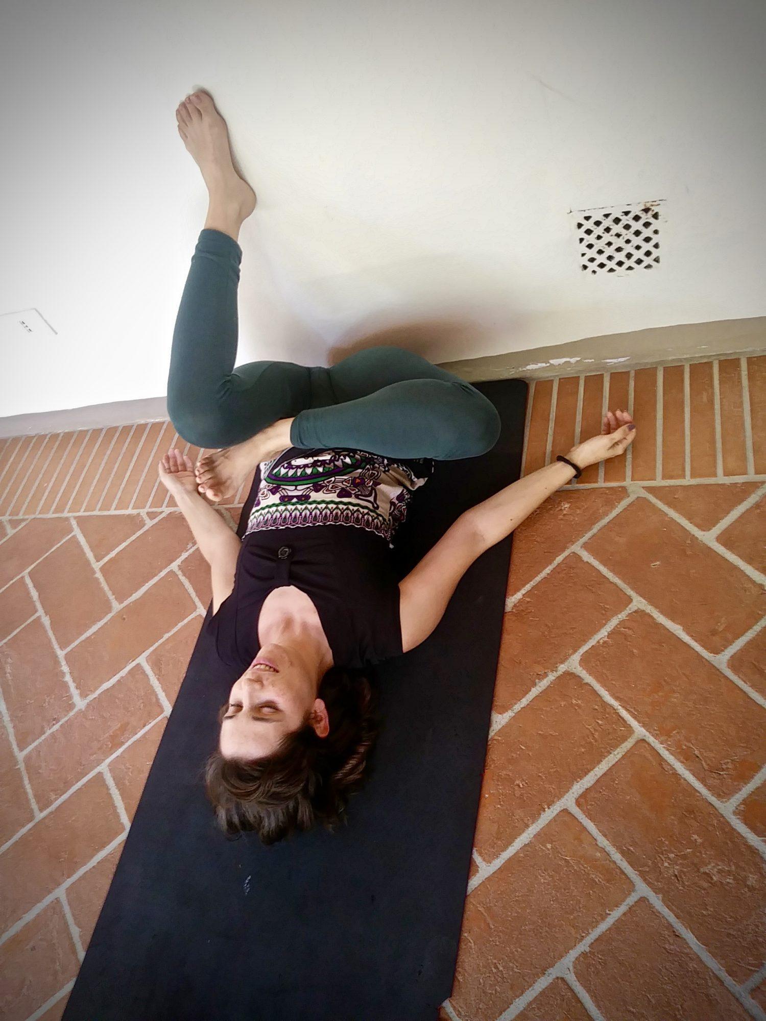 yoga per tutti - posizione del piccione