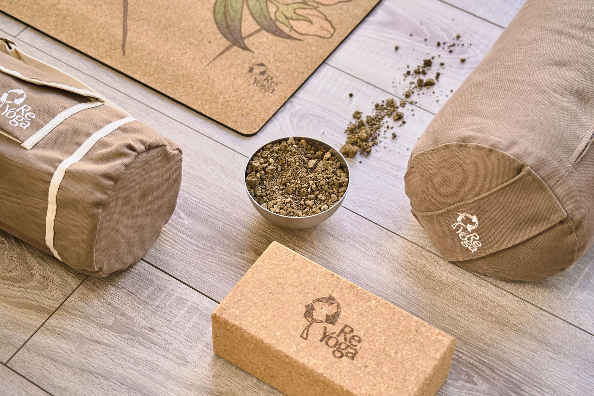 reyoga nuove colorazioni 2019 cuscini yoga borse porta tappetino tappetini