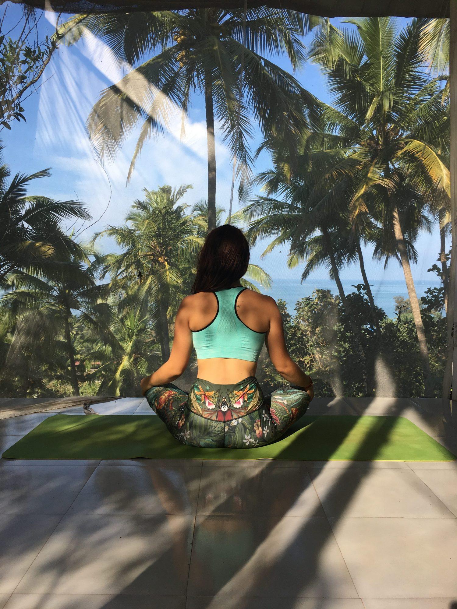 Annachiara Chemello yoga