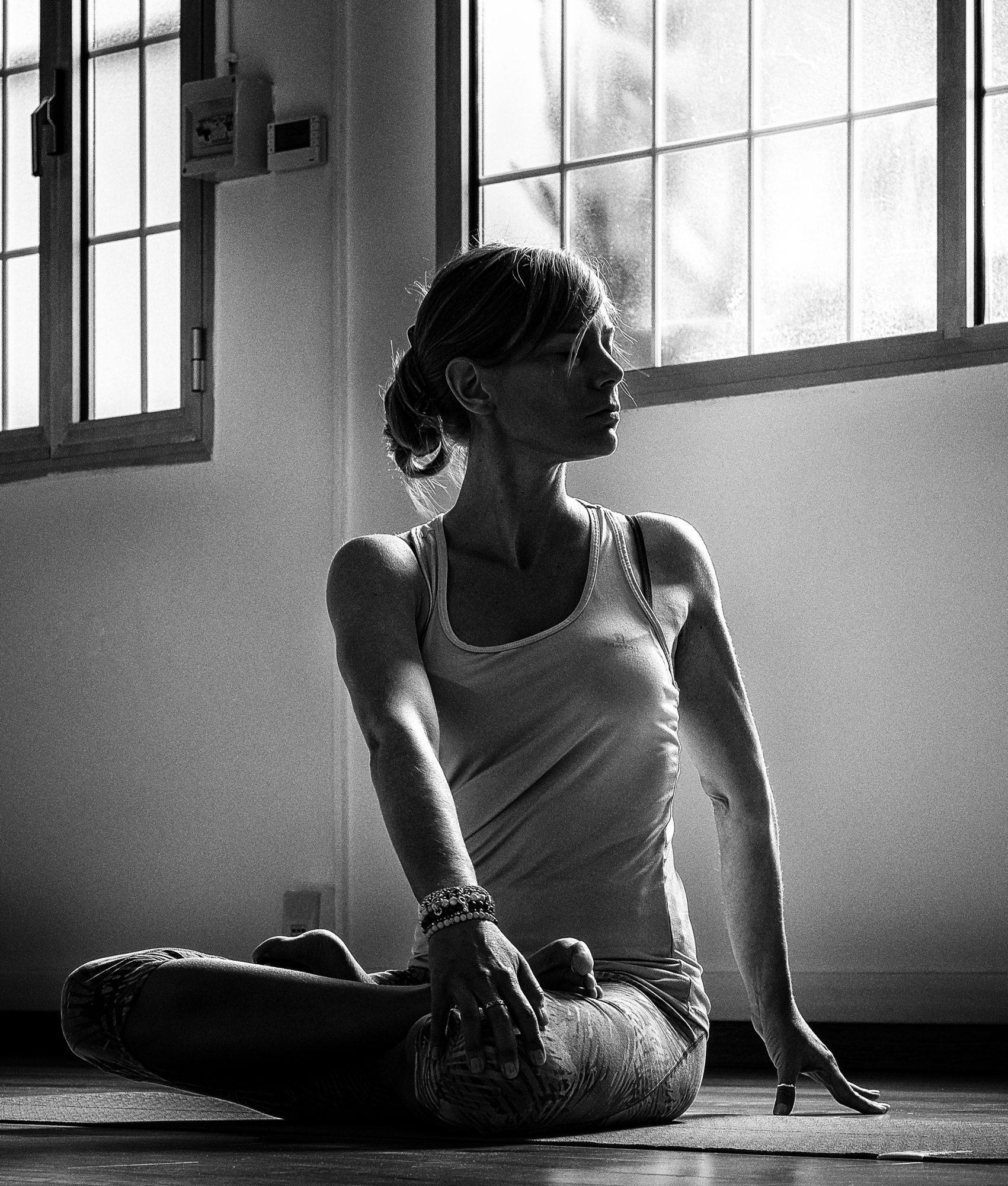 azzurra ruffert yoga