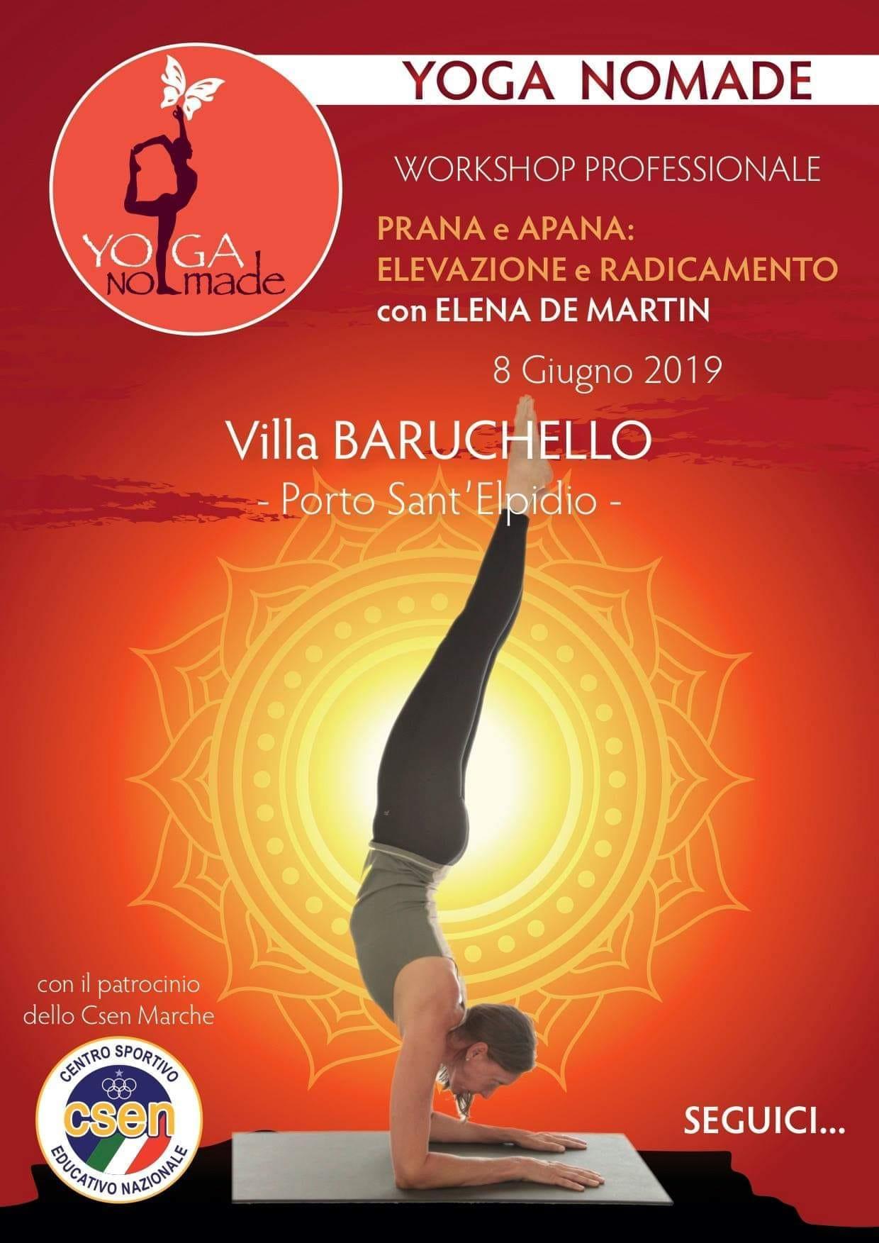yoga nomade 2019