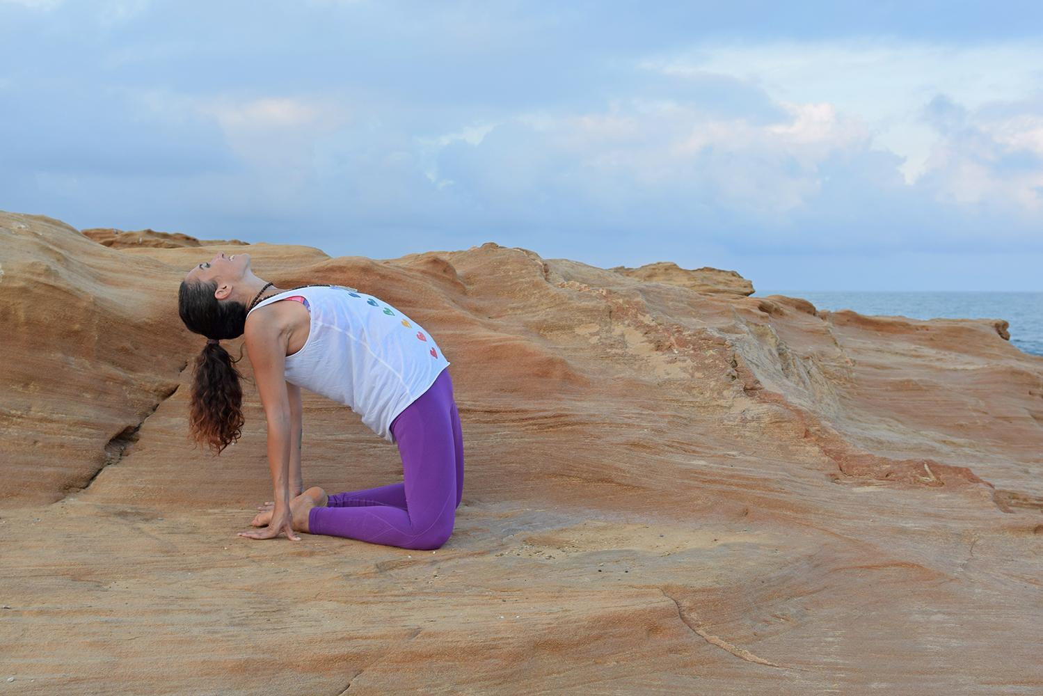 amore yoga sara bigatti