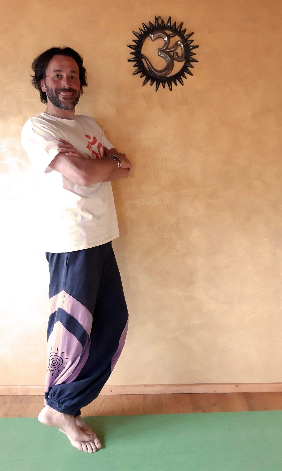 Stefano Celli yoga