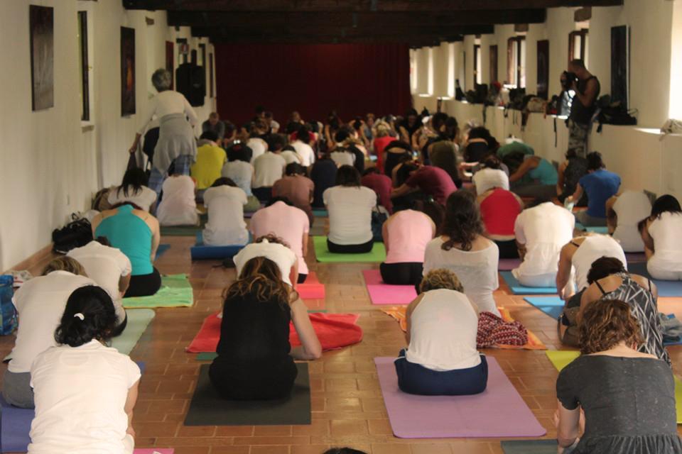 yoga nomade 2019 lezione