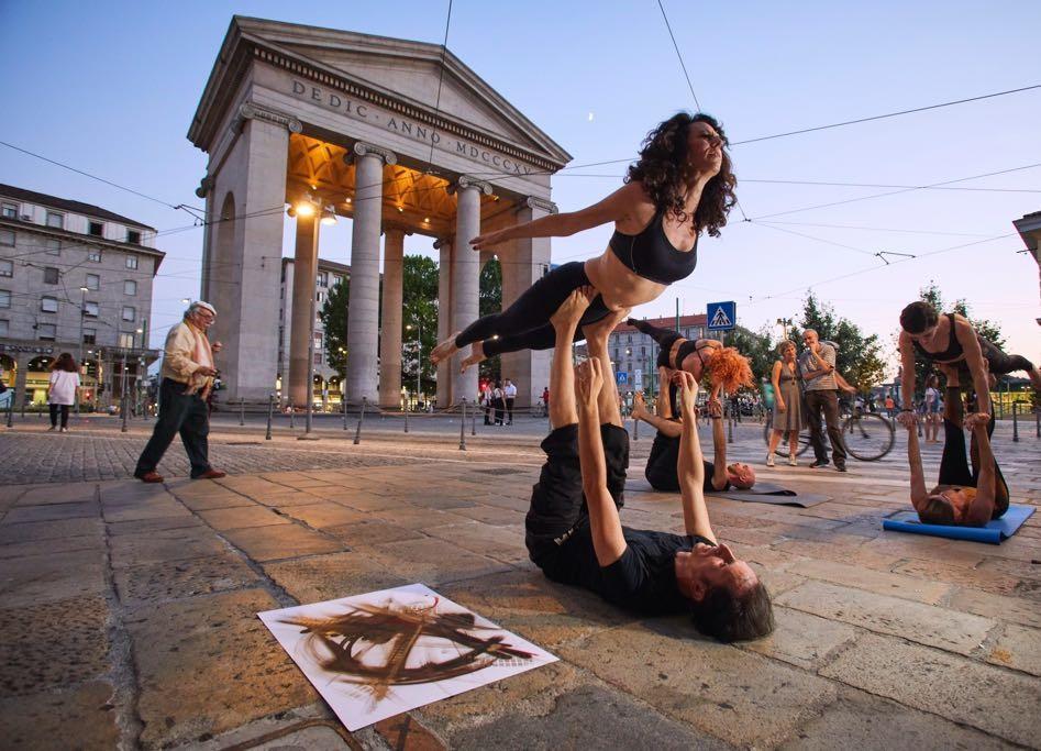 giornata internazionale dello yoga 2019 milano