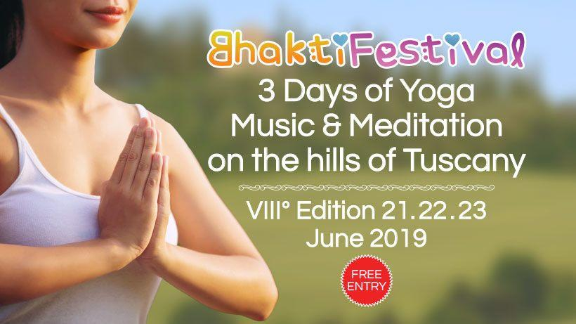 bhakti festival 8° edizione