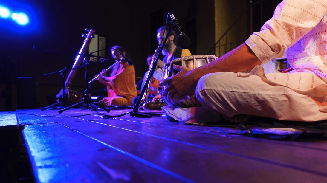 bhakti festival concerti