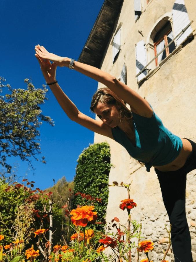 gioia e yoga Giulia Moiraghi reyoga