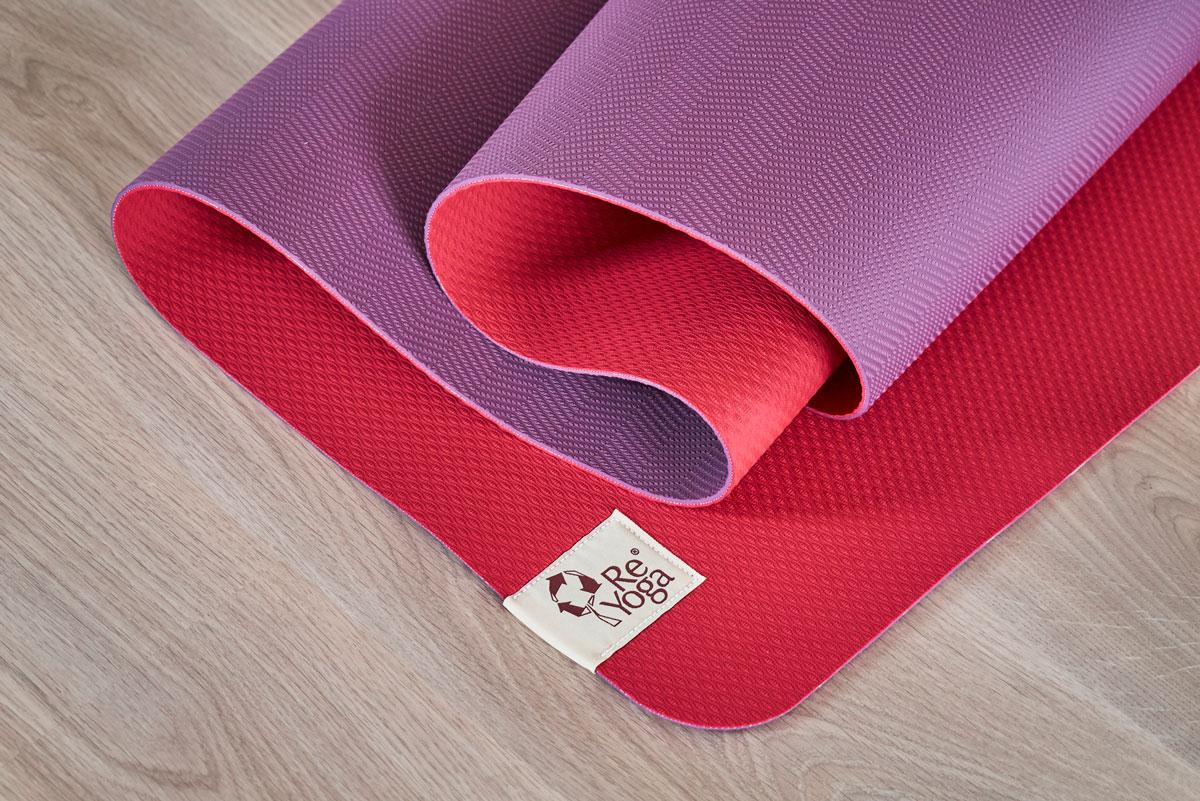 tappetino yoga ecologico