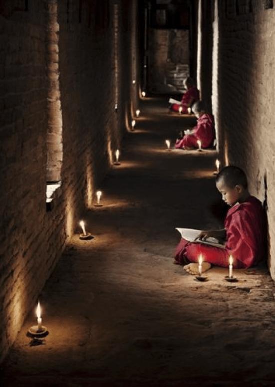 luce meditazione